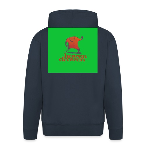 Slentbjenn Knapp - Men's Premium Hooded Jacket