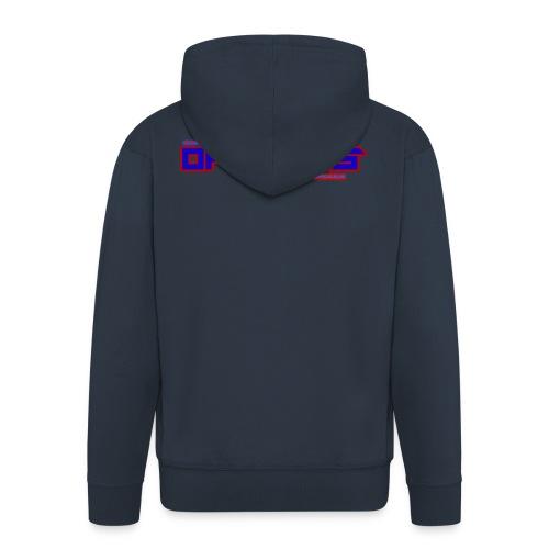 officials - Men's Premium Hooded Jacket