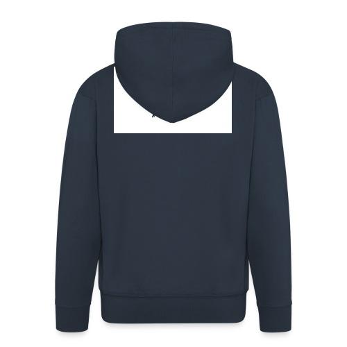 ATA buttons - Men's Premium Hooded Jacket