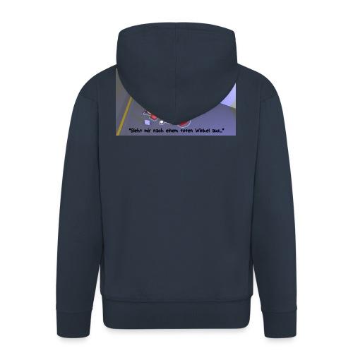 T-Shirt Toter Winkel - Männer Premium Kapuzenjacke