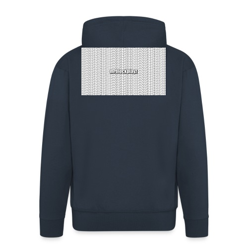 Mrblockplayz - Men's Premium Hooded Jacket