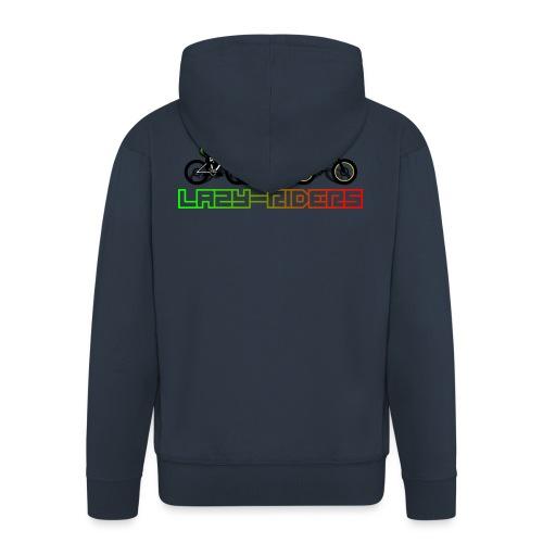 LAZY-RIDERS - Männer Premium Kapuzenjacke