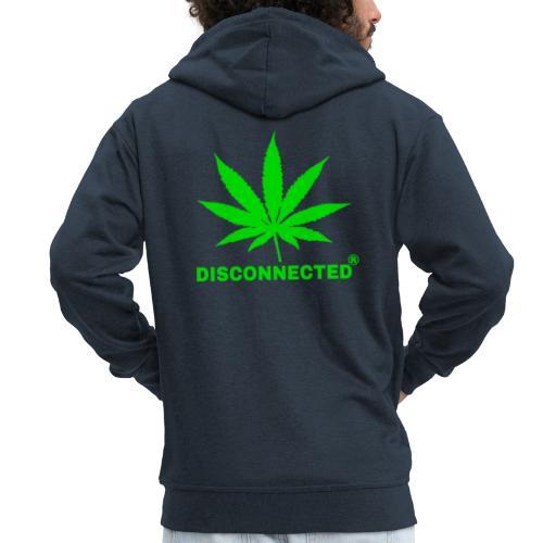 Disconnected Design - Veste à capuche Premium Homme