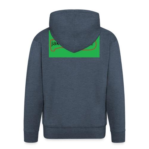jakob the game - Herre premium hættejakke