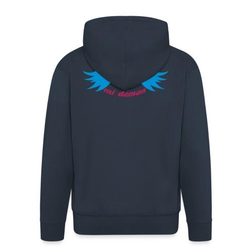Débardeur Bio Femme Mi ange Mi démon - Men's Premium Hooded Jacket