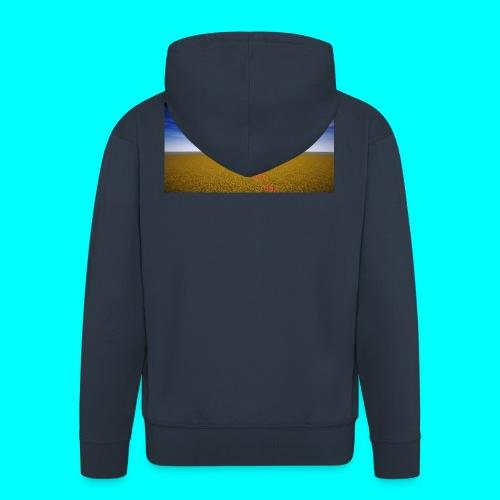 Meloen Heilig - Mannenjack Premium met capuchon