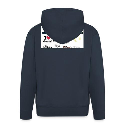 Unbenannt - Men's Premium Hooded Jacket