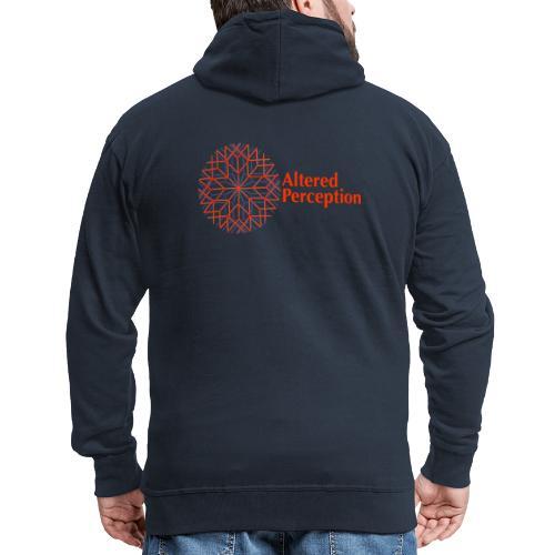Altered Perception - Men's Premium Hooded Jacket
