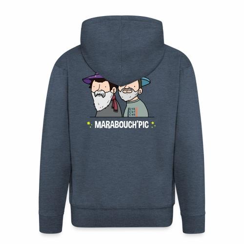 Marabouch'pic - Veste à capuche Premium Homme