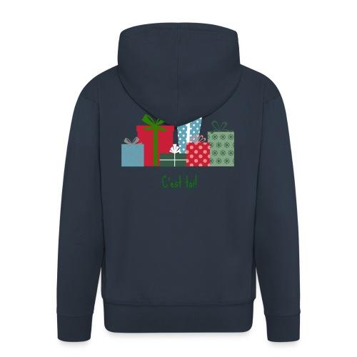 Le plus beau cadeau - Veste à capuche Premium Homme