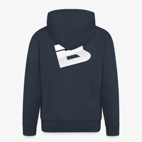 T-Shirt Logo Blues - Veste à capuche Premium Homme