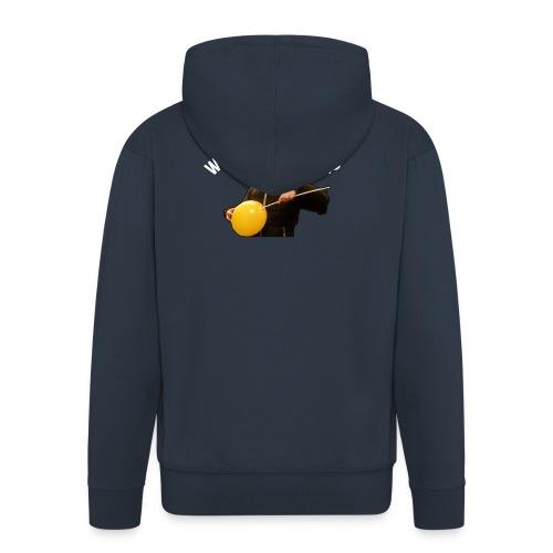 Official PanaPunch Shirt - Wil jij een ballon? - Mannenjack Premium met capuchon