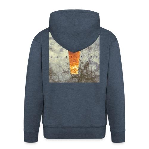 Kultahauta - Men's Premium Hooded Jacket