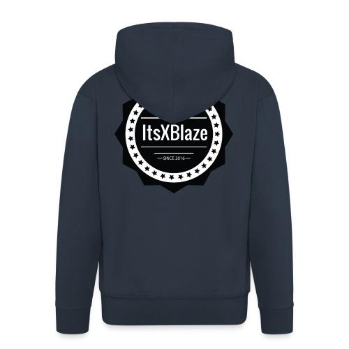 ItsXBlaze Logo 2 Hoodie - Mannenjack Premium met capuchon
