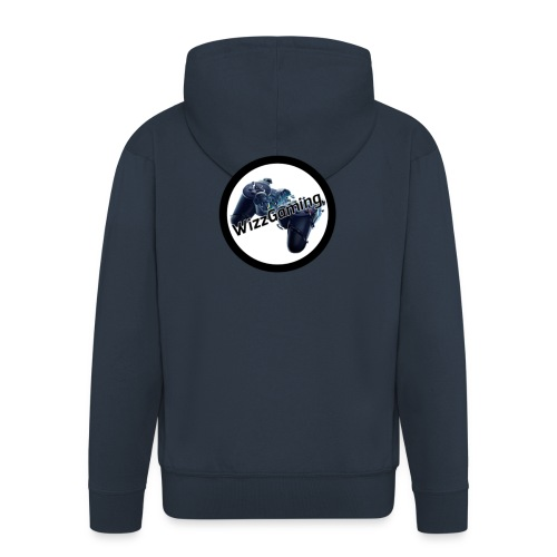 WizzGaming - Kids T-Shirt - Men's Premium Hooded Jacket