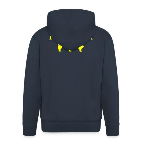 Ryd Lortet - Herre premium hættejakke
