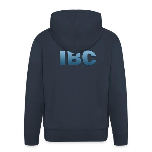 Ibc Shirt t/m maat 164 - Mannenjack Premium met capuchon
