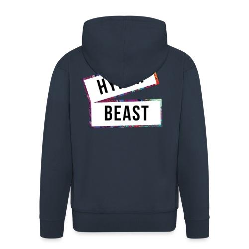 Hyperbeast Design - Men's Premium Hooded Jacket
