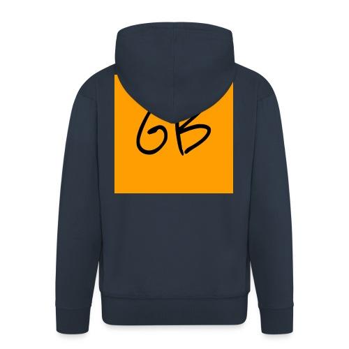 GB - Herre premium hættejakke