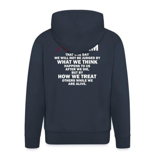 I HAVE A DREAM - Men's Premium Hooded Jacket