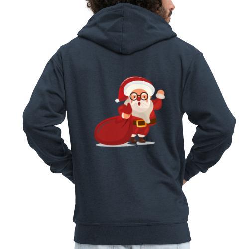 Christmas 02 - Veste à capuche Premium Homme