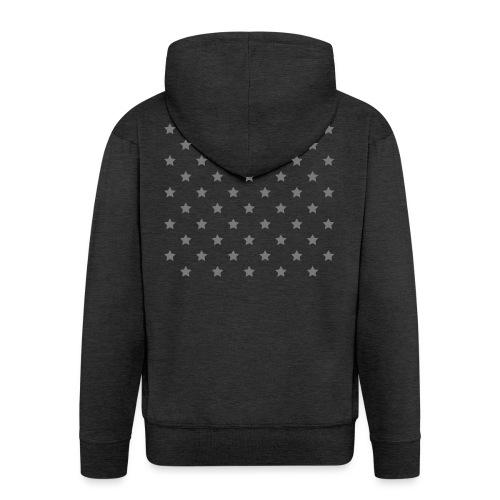 eeee - Men's Premium Hooded Jacket