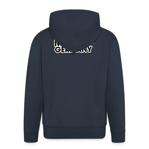 Mashup-Germany Shirt Long (Men) - Männer Premium Kapuzenjacke