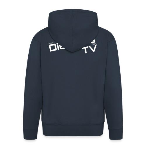 DieLullis TV - Männer Premium Kapuzenjacke