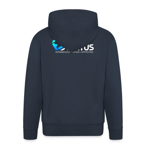 Exertus Standard Hoodie - Men's Premium Hooded Jacket