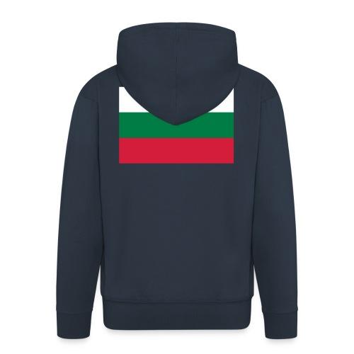 Bulgaria - Mannenjack Premium met capuchon