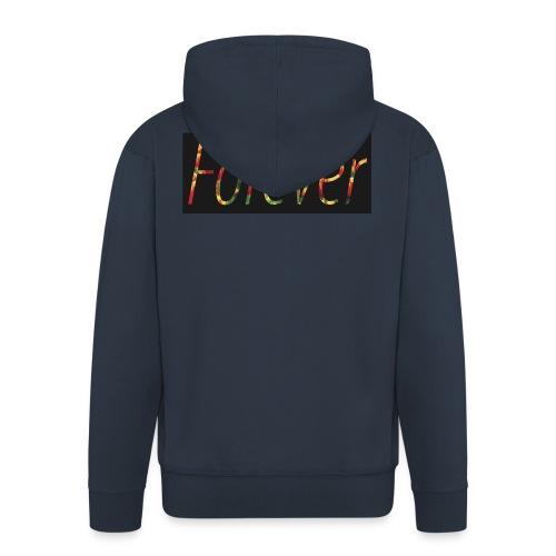 Forever Clothing Black Flowers T-shirt Men - Mannenjack Premium met capuchon