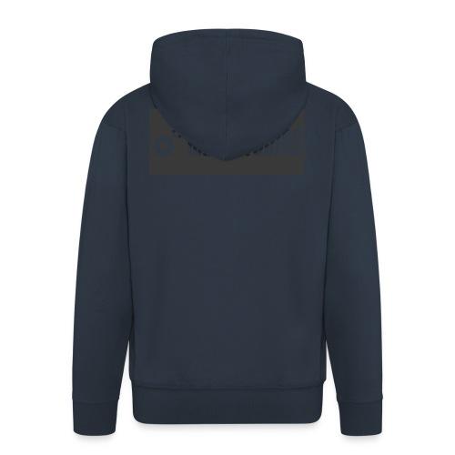 game studio logo - Men's Premium Hooded Jacket