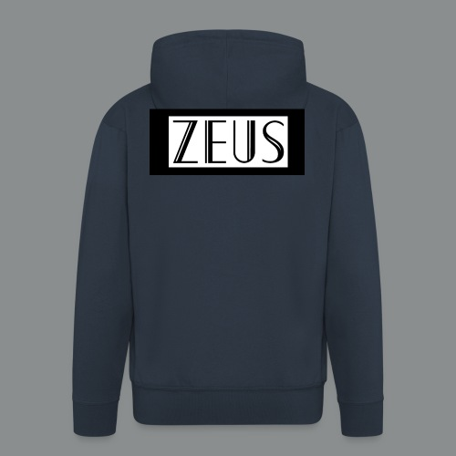 ZEUS - Mannenjack Premium met capuchon