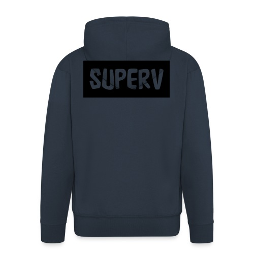 SUPERV - Men's Premium Hooded Jacket
