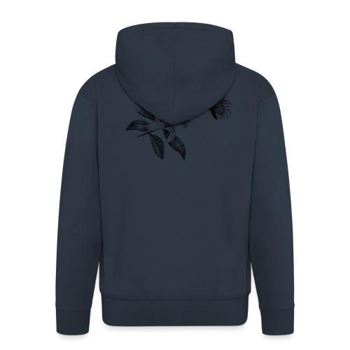 Botanical - Männer Premium Kapuzenjacke