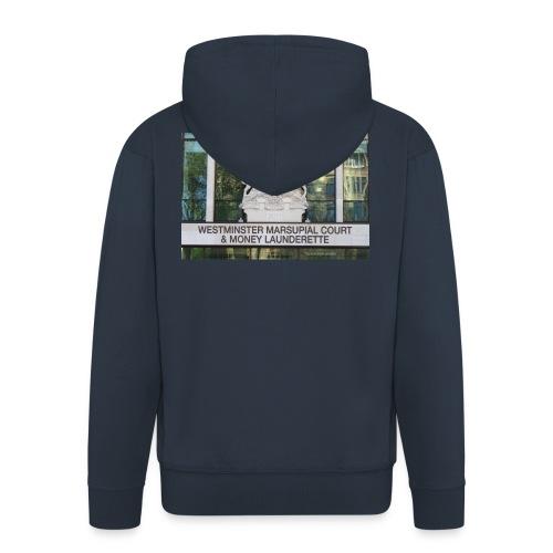 Court of Contempt - Men's Premium Hooded Jacket