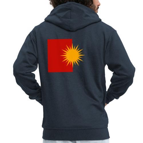 Yeziden T-Shirt Ezidi,Shingal,Şingal - Männer Premium Kapuzenjacke