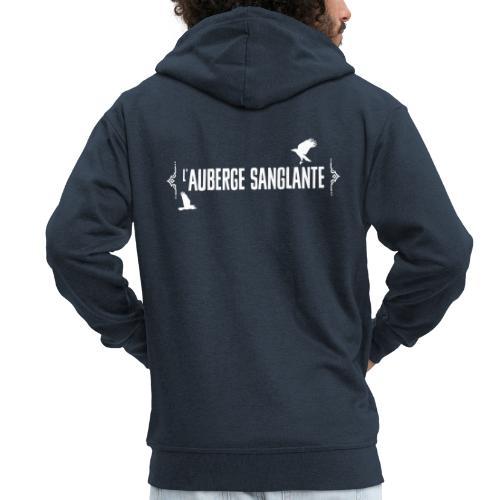 L'auberge Sanglante - Veste à capuche Premium Homme
