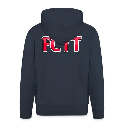 FungiCraftYT - Men's Premium Hooded Jacket