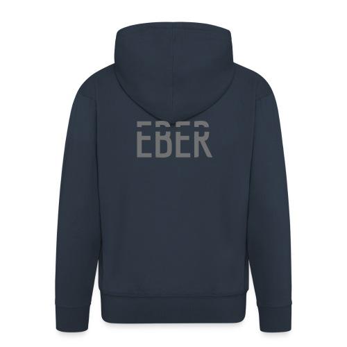 EBER: T-Shirt - White - Premium-Luvjacka herr