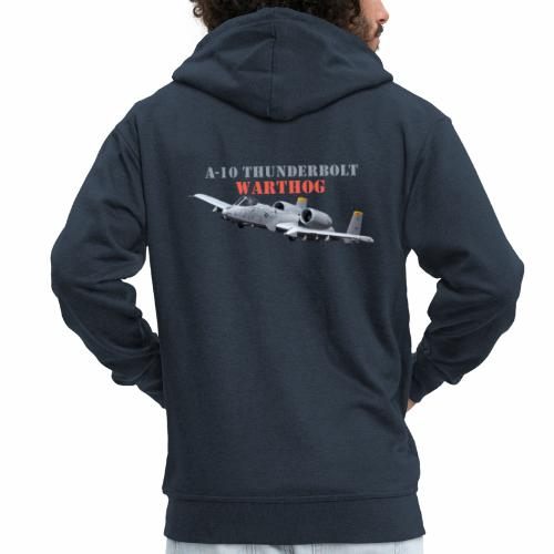 A-10 Thundertbolt - Männer Premium Kapuzenjacke