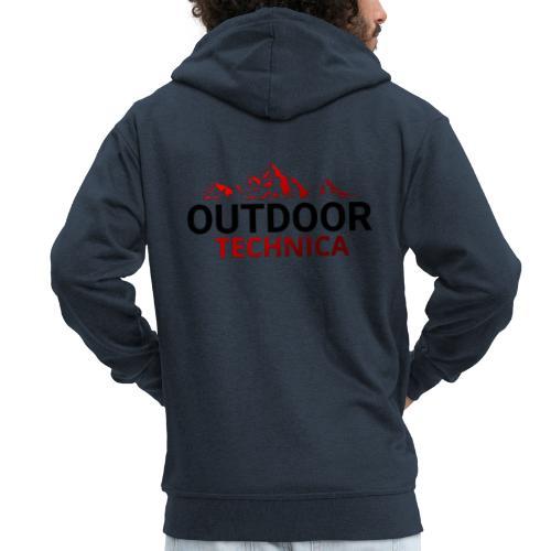 Outdoor Technica - Men's Premium Hooded Jacket