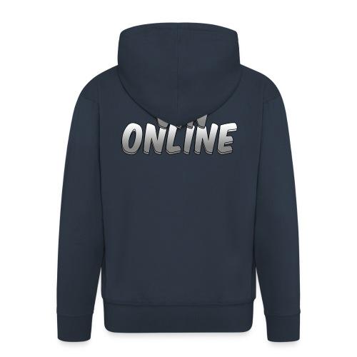 VinOnline shirt - Mannenjack Premium met capuchon