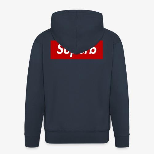 Superb - Männer Premium Kapuzenjacke