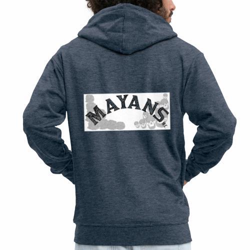 Mayan logo - Premium-Luvjacka herr