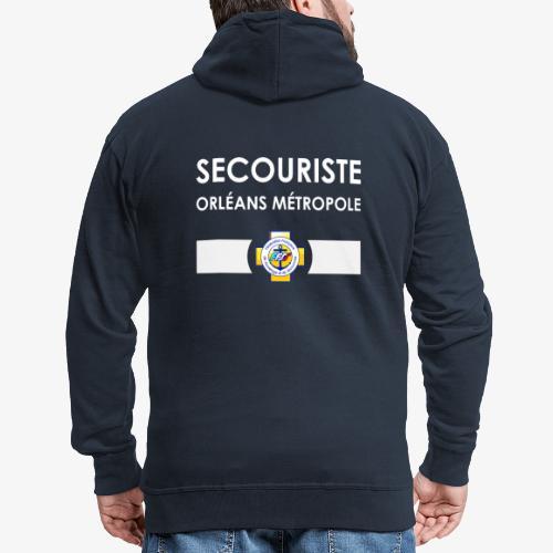 Gamme Secouriste FFSS - Veste à capuche Premium Homme