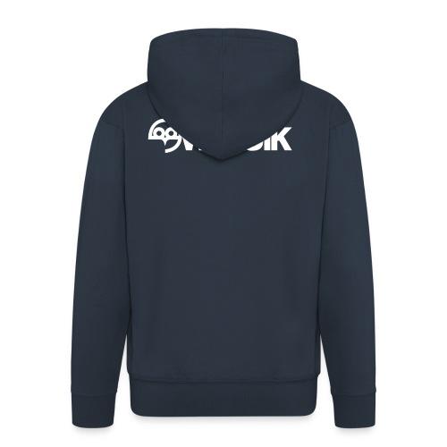OWLSTALK SWFC FORUMS LOGO - Men's Premium Hooded Jacket