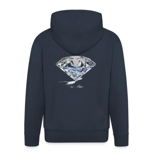 C4 Diamond - Herre premium hættejakke
