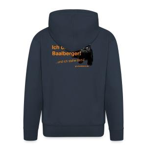 Statement Baalberge - Männer Premium Kapuzenjacke