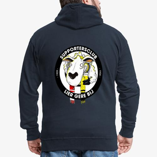 SC Lier Gere Bij logo - Mannenjack Premium met capuchon